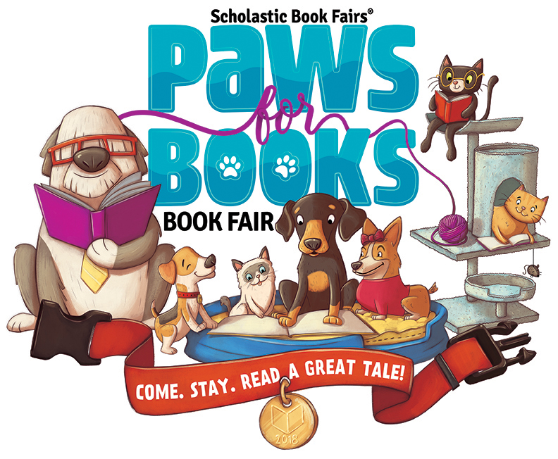Spring Scholastic Book Fair: March 12th-16th, 2018
