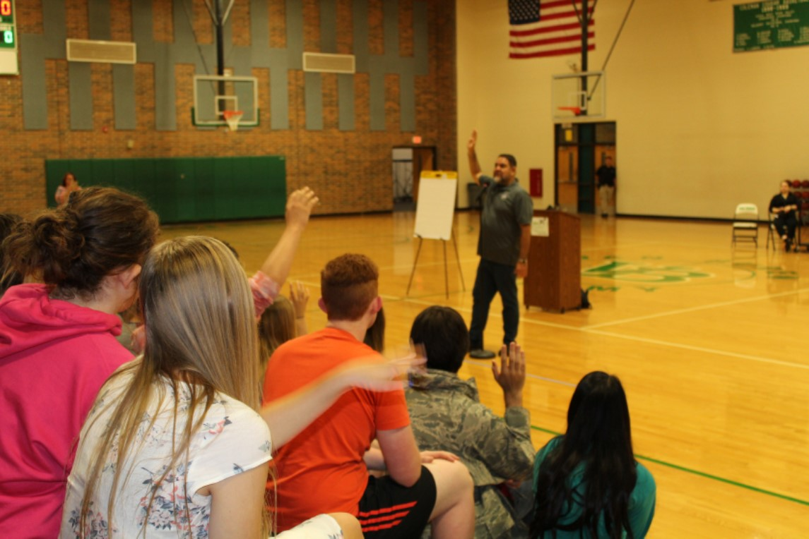 Drug and Alcohol Awareness Assembly
