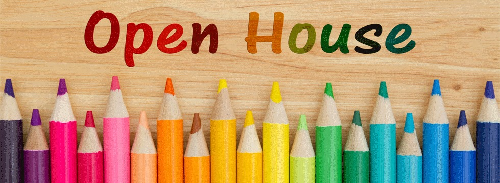 Open House- Thursday, August 9th
