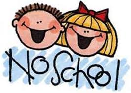 No School on Monday,  September 3,  2018