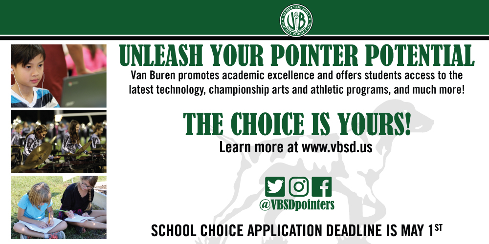 VBSD participating in School Choice for 2019-20