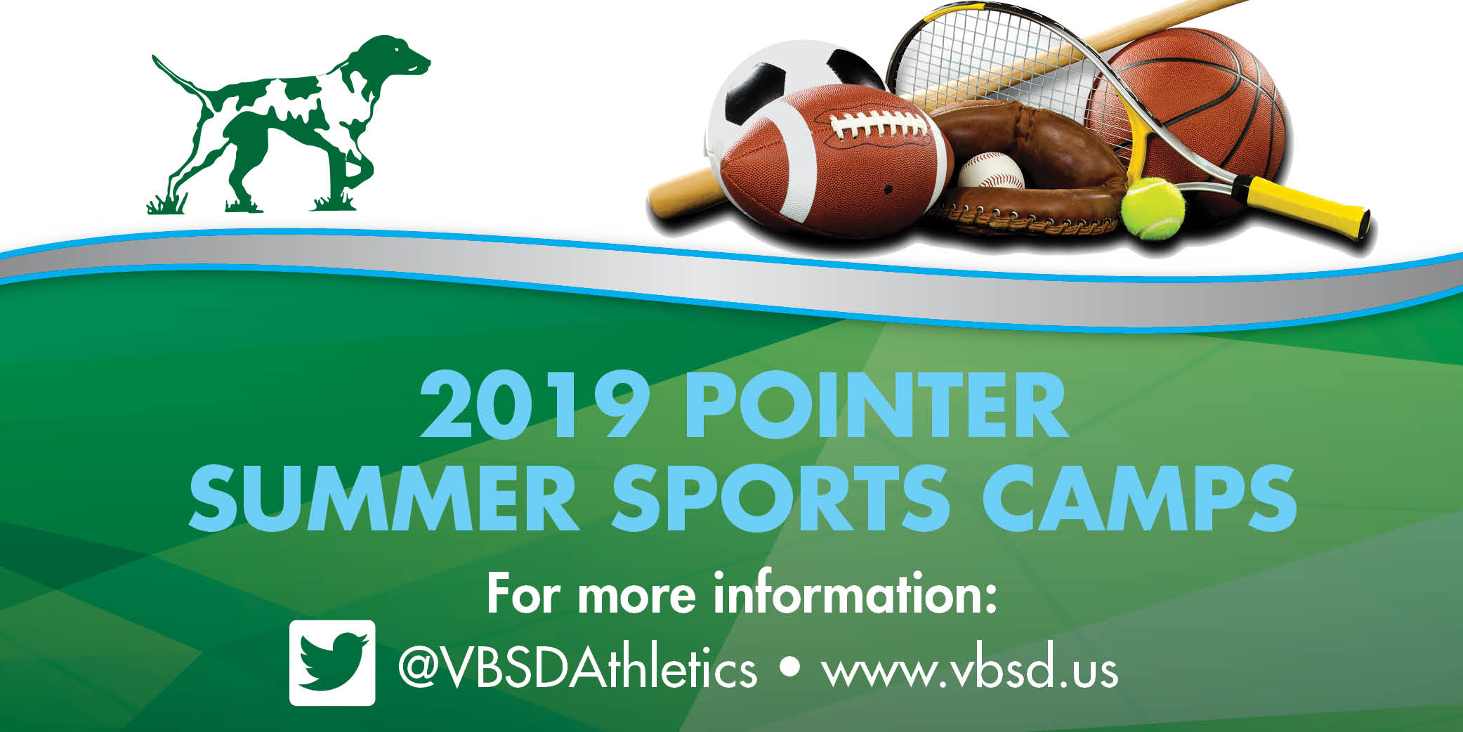 Sign-up today for Pointer Summer Sports Camps!