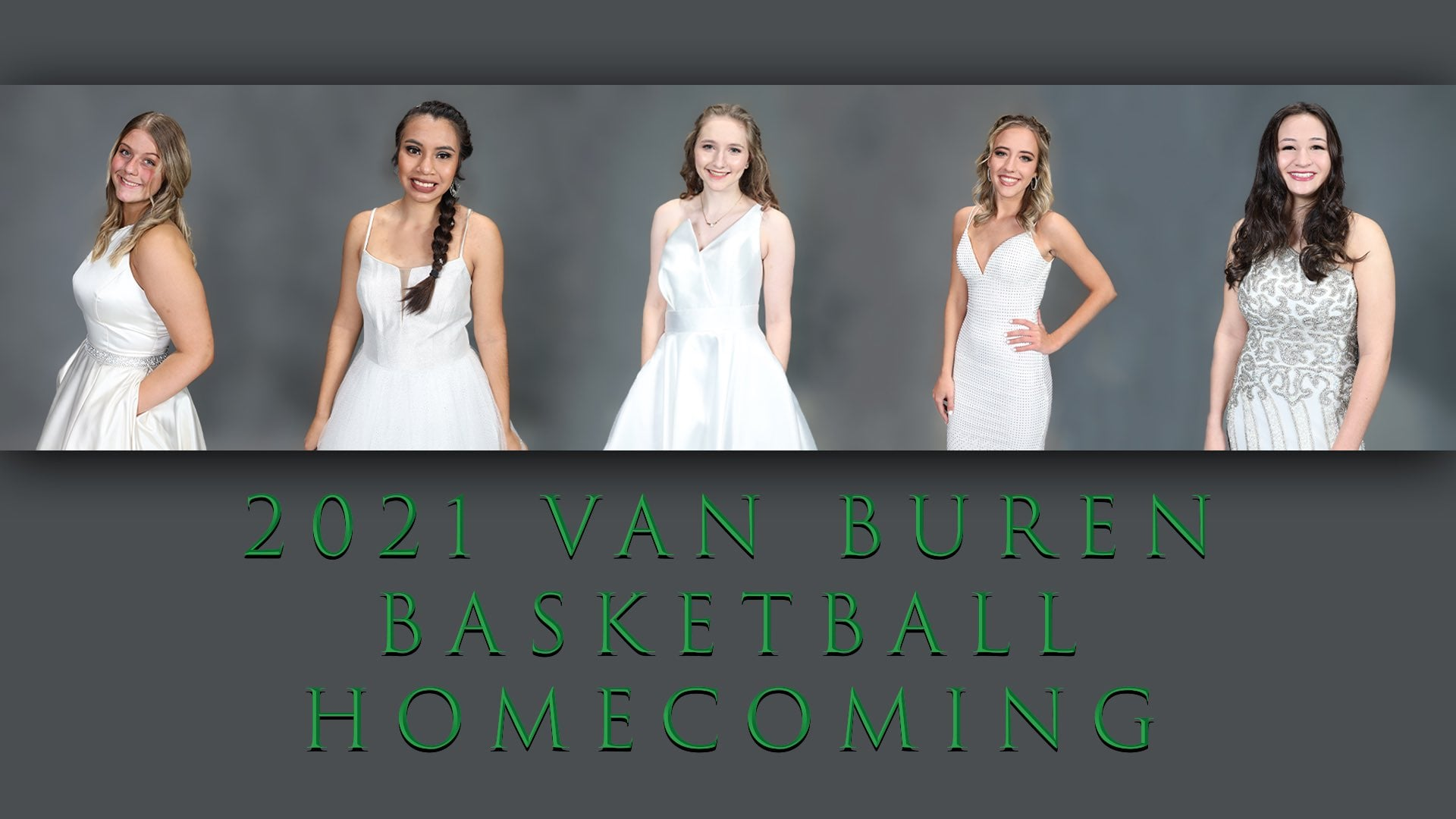 2021 Basketball Homecoming Court Announced